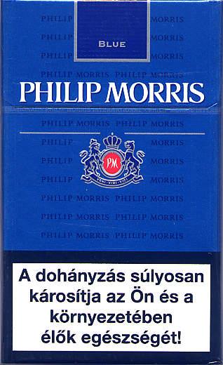 Philip Morris Blue 19HU2009