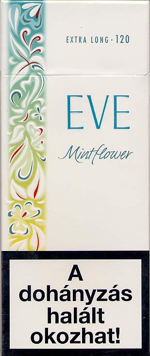 Eve Mintflower 120 19hu2008