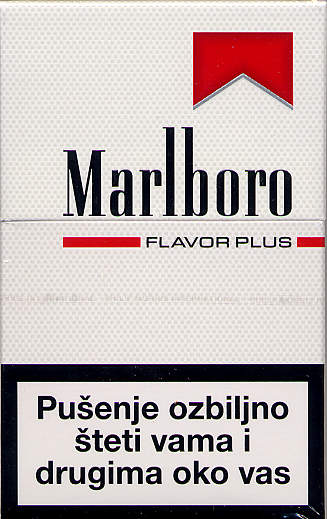 All cigarettes Peter Stuyvesant types