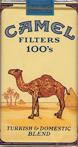 Camel Filters 100's 20US200?