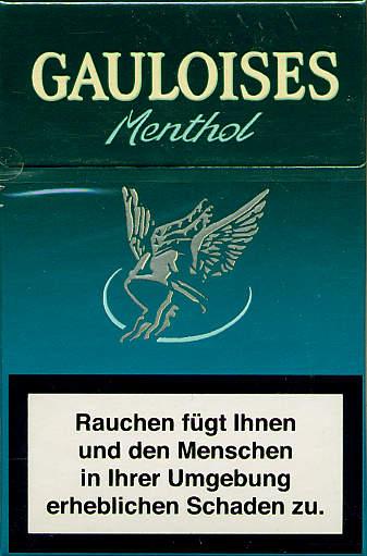 Gauloises Menthol