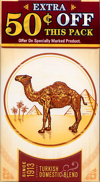Camel Filters 99's 20US2011