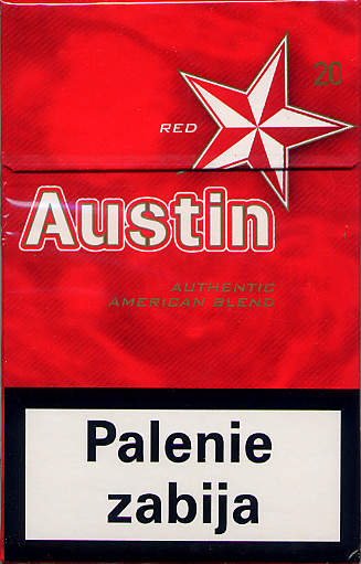Austin Red 20pl2011