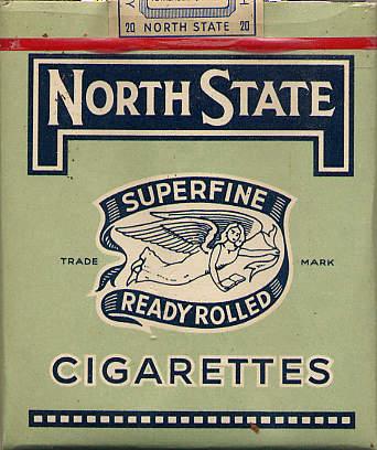 North state cigaretter – Elektriske komponenter