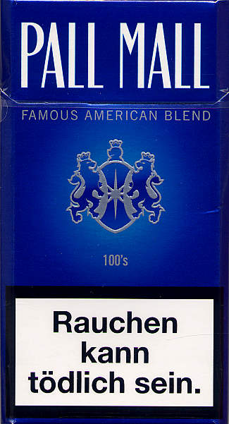 much Salem cigarettes Kent