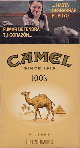 Camel Filters 100's 20MX2011