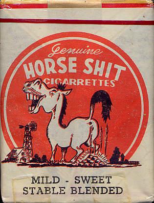 Horse Shit 20MX198?