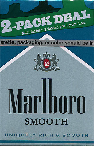 How much duty on cigarettes Marlboro in Ireland