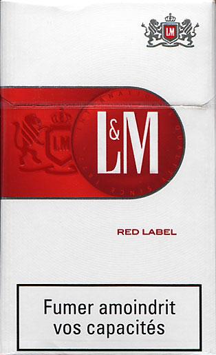 Lm >> L&M Red Label 20DZ2012