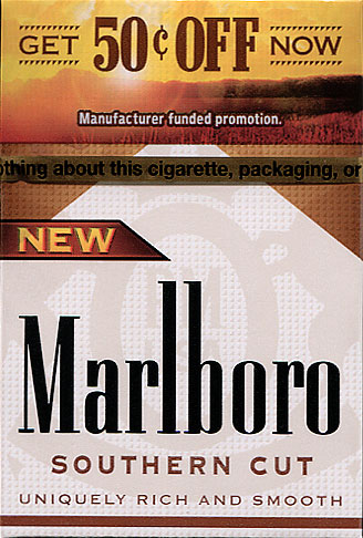 Price of Silk Cut pack of cigarettes