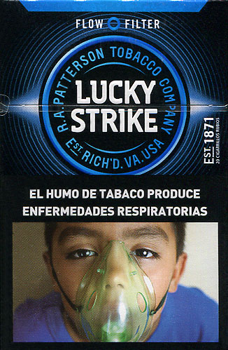 Lucky Strike Click Flow 20AR2016