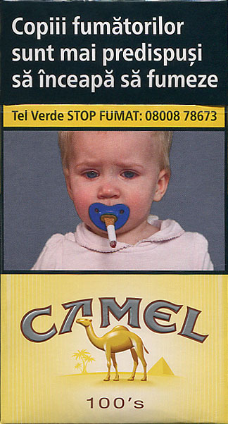 Camel Filters 100's 20RO2017