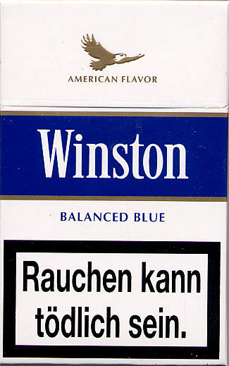 Winston Balanced Blue 20AT2004
