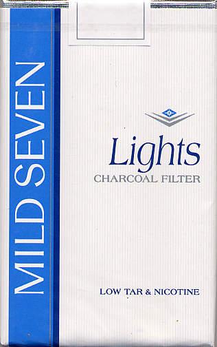 Mild Seven Lights Hong Kong 20df2002