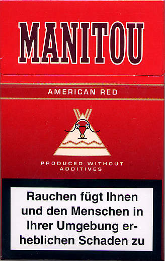 Manitou american red